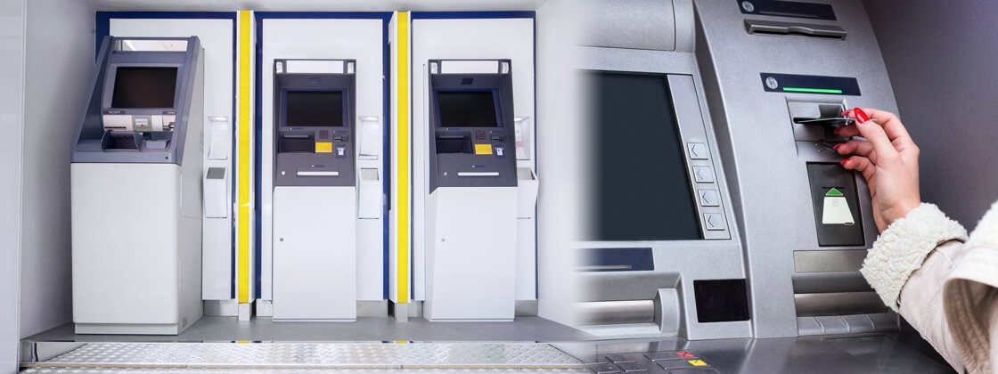 ATM  / Vending Machine Solution