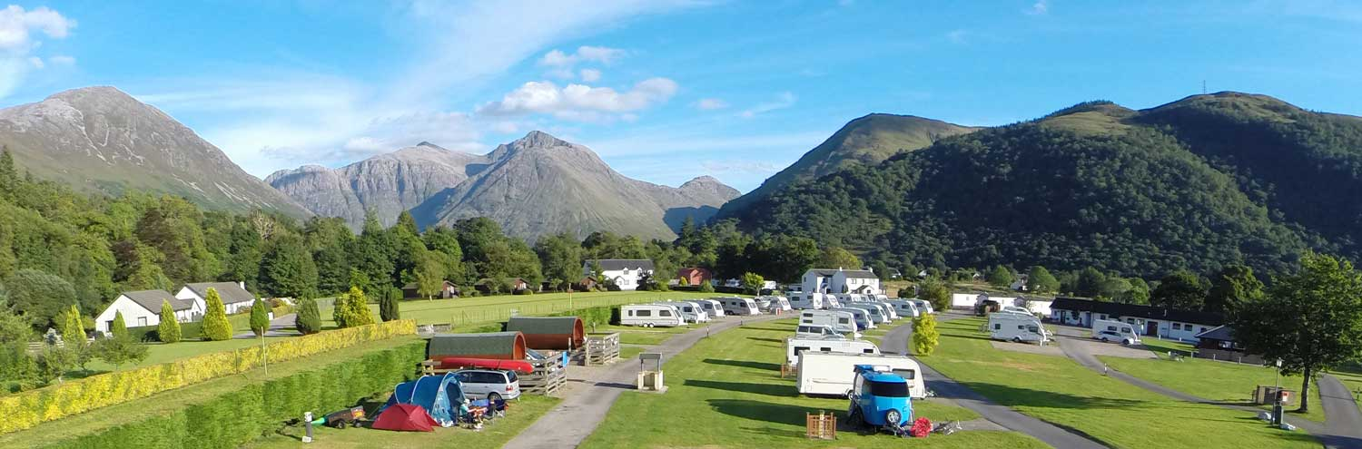 Caravan/Holiday Parks/Campsites WiFi