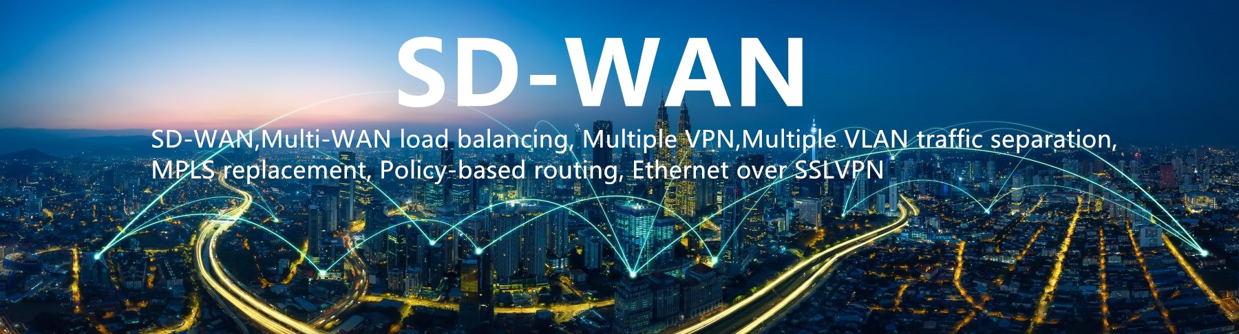 Cloud Managed SD-WAN For MSPs