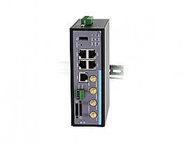 IWG854 Cloud Managed PoE Industry Cellular Gateway