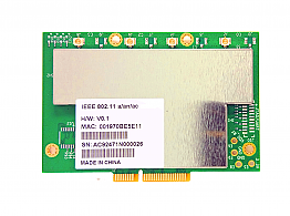 AC-924 QCA9984 5GHz 4×4 MU-MIMO 802.11ac Wave 2 80+80MHz 1733Mbps mPCIe Module