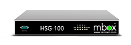 HSG-100 - WiFi Hotspot Captive Portal/Radius/AAA Server up to 100 users