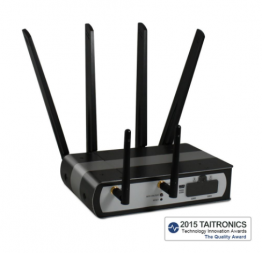 M500 –Dual 4G/LTE Modem Industrial/In-Vehicle Multi-Carrier Router