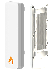 IgniteNet SkyFire AC1200 Dual-Band Outdoor AP/CPE/PTP w/ Integrated 7dBi 2.4GHz and 15dBi 5GHz Antennas