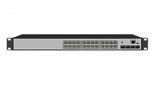 IgniteNet FusionSwitch PoE+ 24-Port L2 Gigabit Ethernet Access / Aggregation Switch with 4 10G Uplinks
