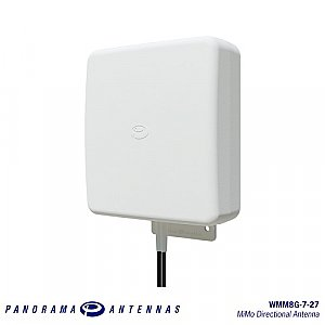 WMM8G-7-38 4G LTE MiMo Directional Antenna
