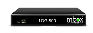 LOG-500 - High performance Syslog server, 4GE 500GB SSD up to 500k logs per hour