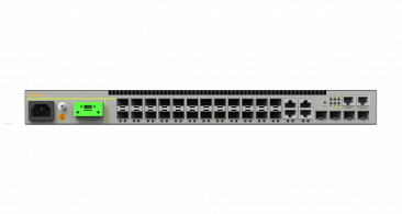IgniteNet FusionSwitch Fiber 24-Port L2 Gigabit Ethernet Access / Aggregation Switch with 4 10G Uplinks