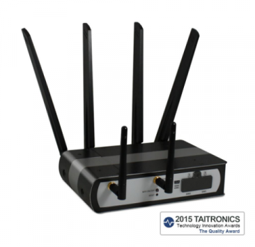 M500-D –Dual LTE Modem 4G Router and WiFi Hotspot with optional GPS and Cloud Management.