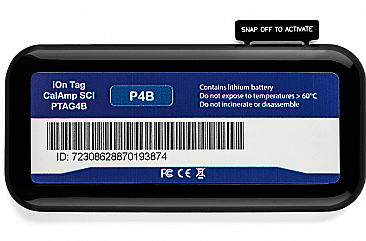 CALAMP SC ION TAGS (STAG04HT) WITH PROXIMITY, TEMPERATURE, AND HUMIDITY SENSORS FOR USE WITH THE CALAMP SC1004