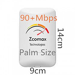 5Ghz Palm Size  MIMO 2x2 300Mbps outdoor AP Up to 5km PtP